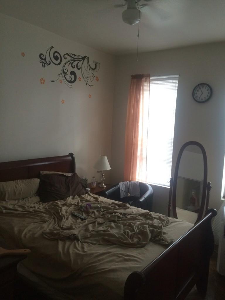 Кровать в Бруклине