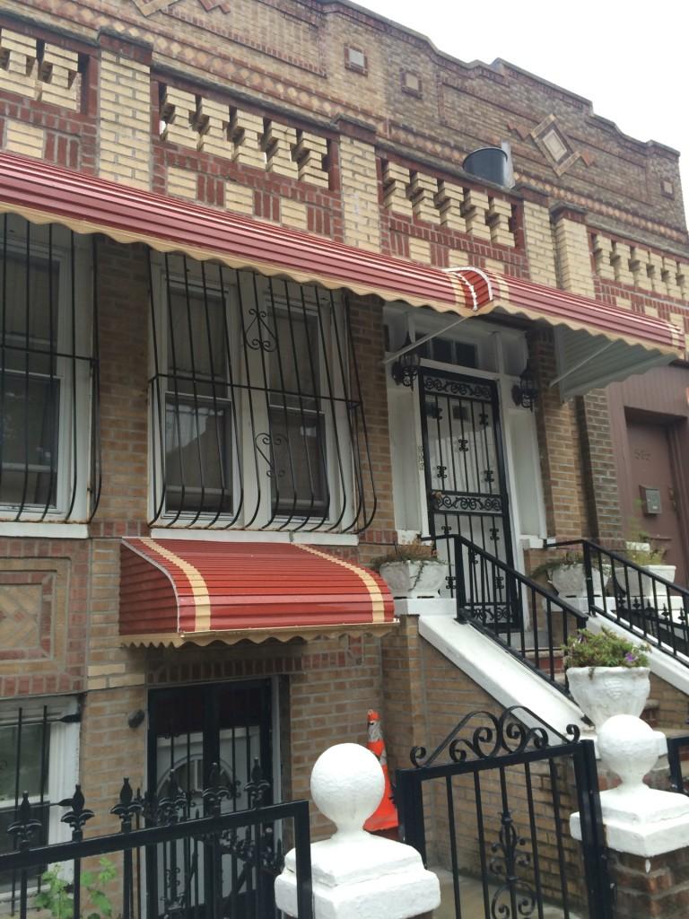 Дом в Бруклине