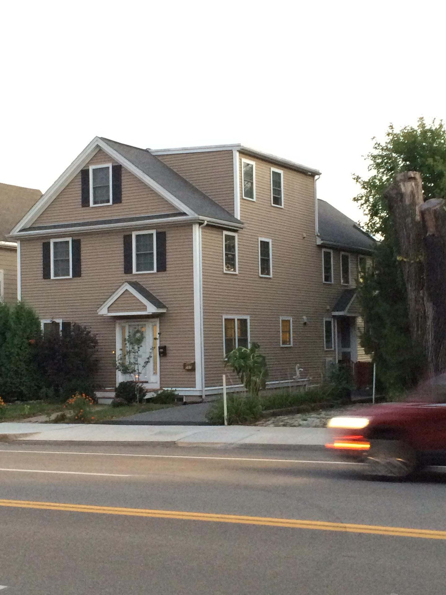 Дом в Бостоне через Airbnb