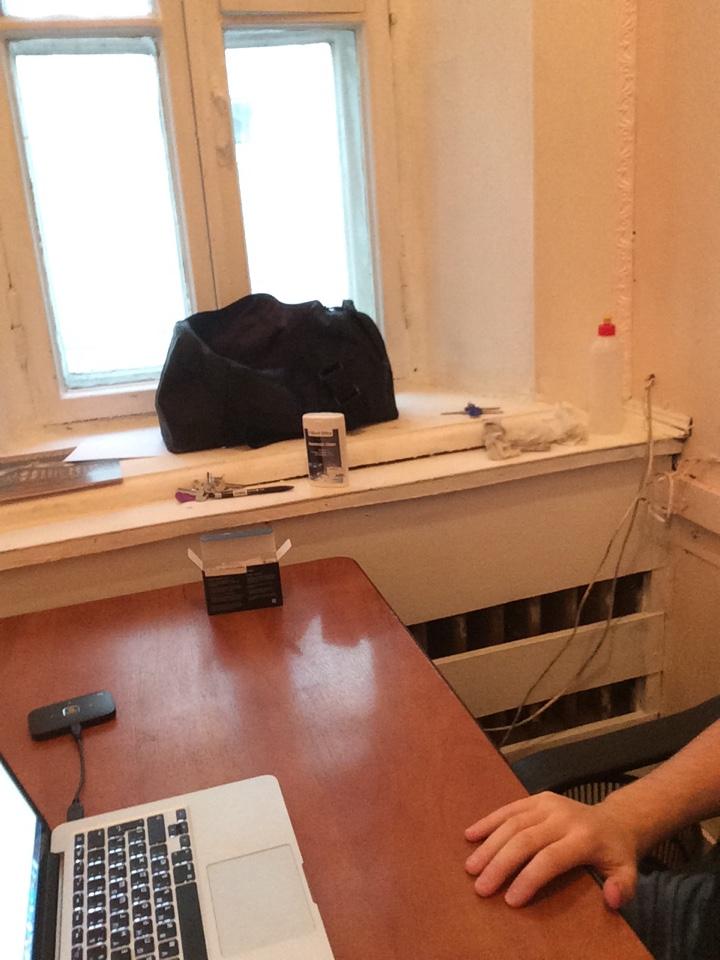 мой маленький офис